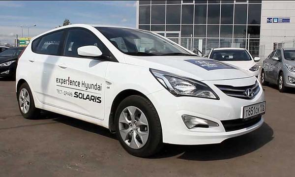 Новый кузов Hyundai Solaris