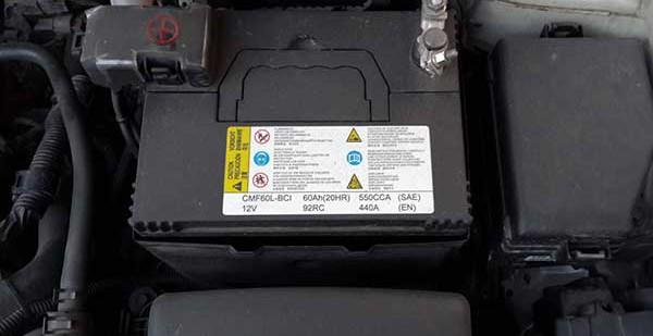 Аккумуляторная батарея Хендай Солярис: параметры и обслуживание