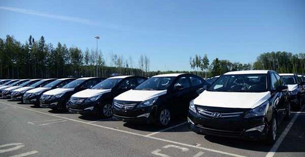 На мощностях Hyundai в России начали выпускать Solaris для покупателей из Ближнего Востока