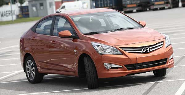 В Российской Федерации реализовано более 1 млн автомобилей Hyundai