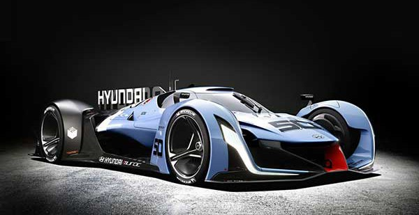 Что показала компания Hyundai во Франкфурте