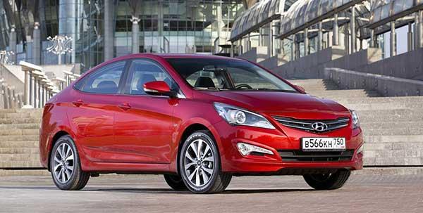 Компания Hyundai пока не будет повышать цены на самую популярную модель в России