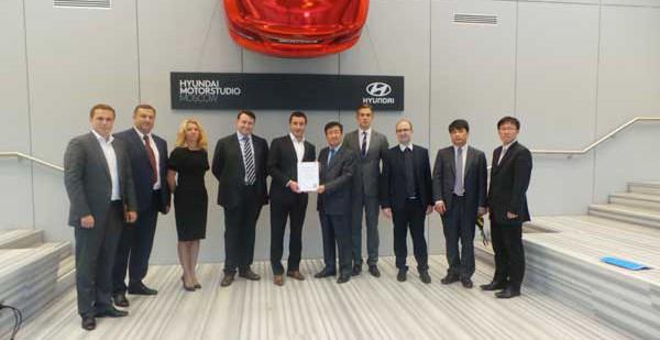«Хендэ Мотор СНГ» заявил о готовности к поставкам полутора тысяч Hyundai Solaris для услуг car-sharing в Москве