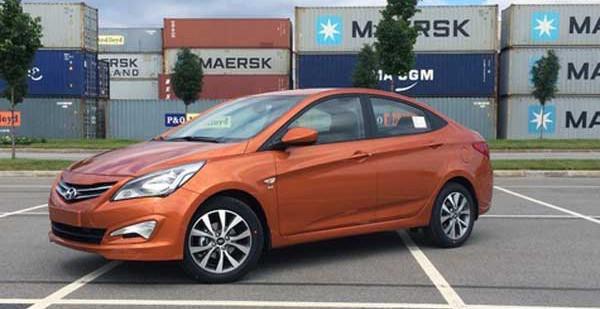 Hyundai сообщила, когда в России появится новый Solaris