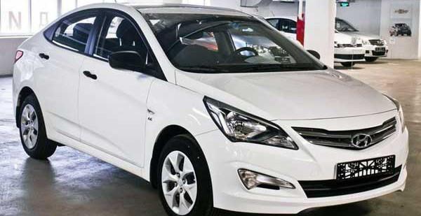 В Санкт-Петербурге выпущен миллионный Hyundai Solaris