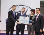 «Хендэ Мотор СНГ» и «Автоцентр Сити» открывают новый центр в столице