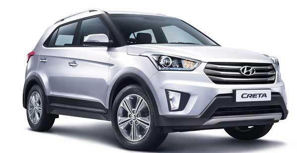 На автозаводе в России будут выпускать кроссовер Creta от Hyundai Motor