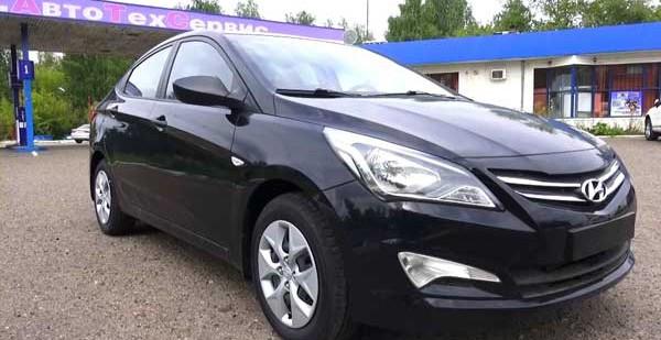 Хендай Солярис и Крета будут продавать по особой кредитной программе Hyundai Старт