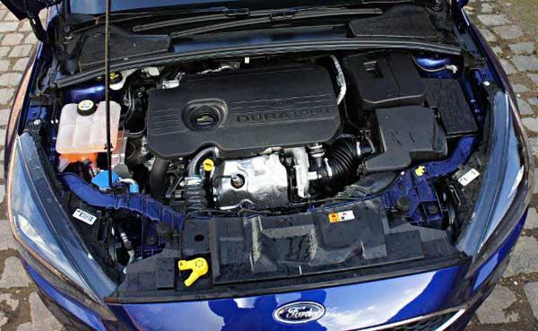 Двигатель Форд Фокус