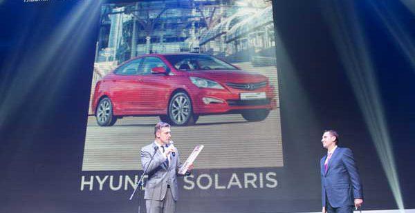 Компания Хендай получила премию «Автомобиль года 2016» в трех номинациях