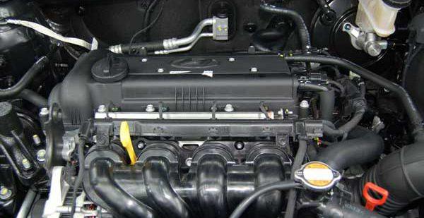 Как отрегулировать клапаны на Hyundai Solaris