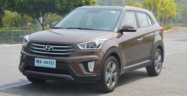 Hyundai Creta собирается по самым инновационным технологиям