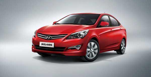 Hyundai Solaris заняла первую строчку рейтинга автомобилей с АКП