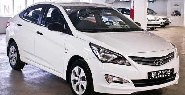 Hyundai представил статистику по объемам продаж автомобилей в мае 2016 года