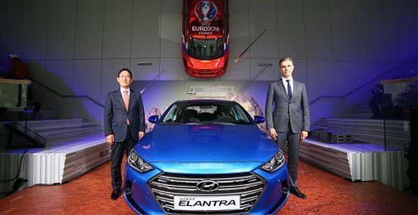 Hyundai представила шестое поколение автомобиля Elantra
