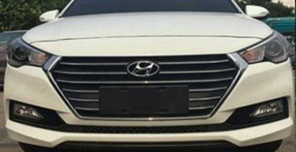 Опубликованы фотографии нового поколения Hyundai Solaris без камуфляжа