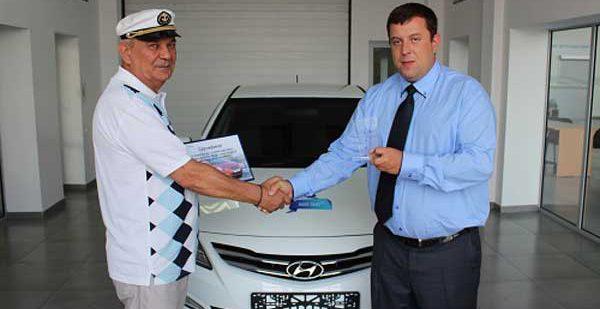 На территории России реализовано шестьсот тысяч Hyundai Solaris