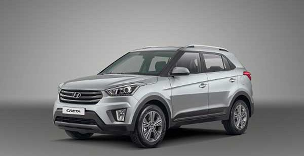 Компания Hyundai опубликовала цены на кроссовер Creta