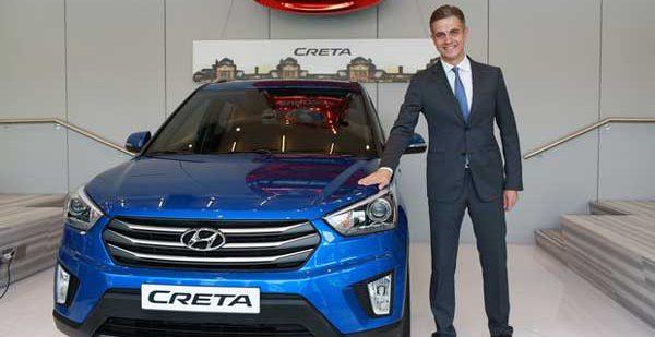 Комплектации Hyundai Creta, доступные для заказа в России