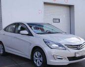 Отзыв о Hyundai Solaris 2014 года выпуска после двух лет эксплуатации