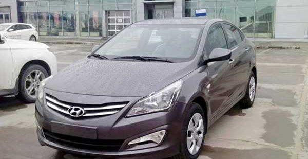 Hyundai Solaris снова подтвердил свою лидирующую позицию на рынке России