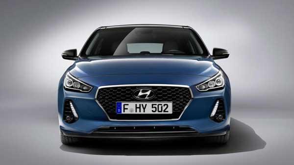 Новый Hyundai i30