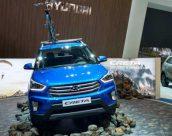 Полный обзор кроссовера Hyundai Creta – новинки 2016/2017 года