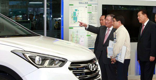 Следующий пункт назначения для Hyundai Motor — китайский город Цанчжоу