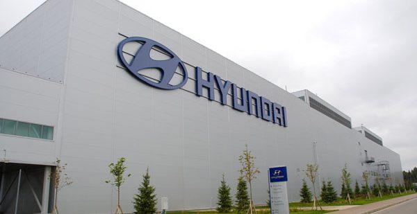 Российский завод Hyundai Motor за минувший год произвел 200 тысяч автомобилей