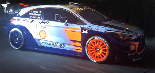 Hyundai i20 Coupe WRC позволит пилотам Hyundai Shell Mobis World Rally Team закрепить и улучшить успехи на Чемпионате 2016 года
