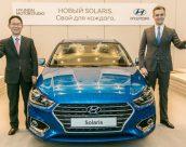 На российском рынке начинаются продажи нового поколения Hyundai Solaris