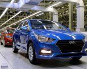 В России стартовало серийное производство второго поколения Hyundai Solaris
